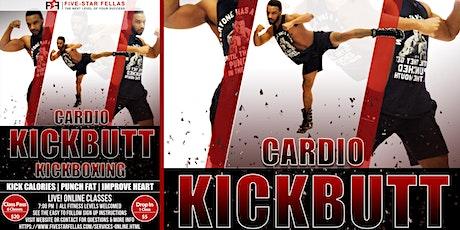 Cardio Kickbutt Kickboxing tickets