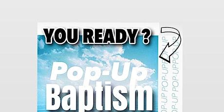 Big Baptism tickets