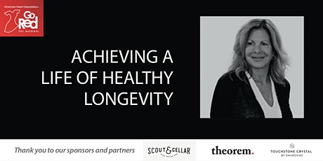 Health & Wealth Series: Achieving a Life of Longevity | Victoria Magliacane tickets