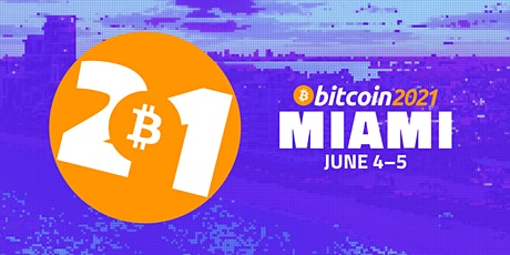 Bitcoin 2021 tickets