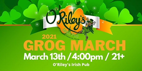 Grog March 2021 tickets