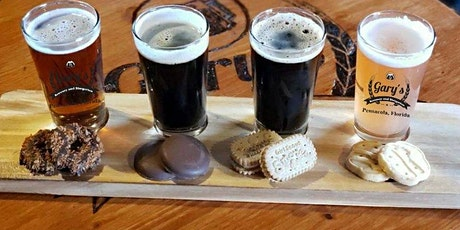 3rd Annual Girl Scout Cookies and craft beer pairing tickets