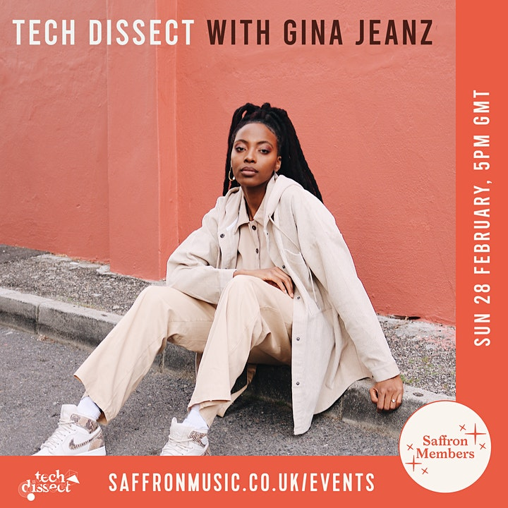 Tech Dissect w/ Gina Jeanz image