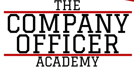 The Company Officer Academy tickets