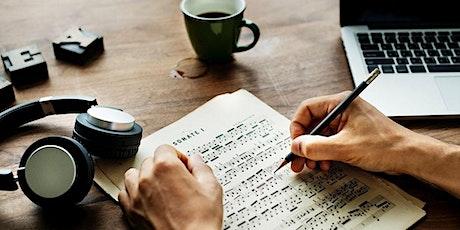Initiation   Composition, arrangement et théorie musicale tickets