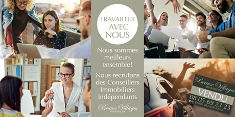 Webinaire d'Information sur le Recrutement [FRANÇAIS] tickets