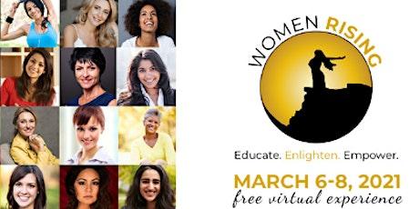 International Women's Day 2021- #WomenRising tickets
