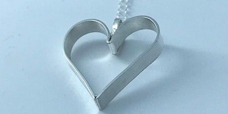 Make a Silver Heart Pendant tickets