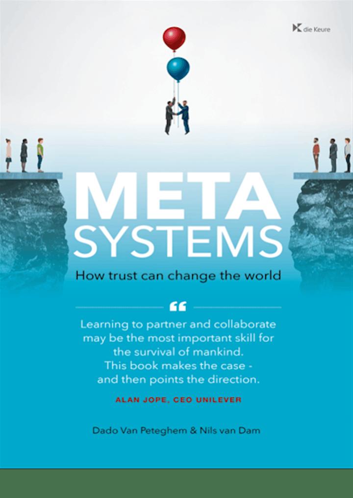 Afbeelding van Expert Talk : Dado  Van Peteghem inclusief boek Metasystems