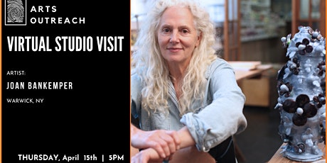 Virtual Studio Visit - Joan Bankemper, Warwick, NY tickets