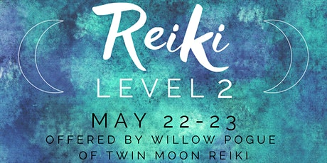 Reiki Level II Training tickets
