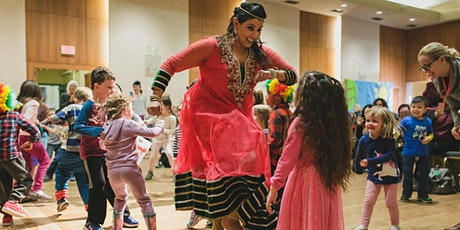 A Bollywood Dance Lesson with Karima Essa tickets
