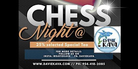 Chess Night at DAVIE KAVA tickets