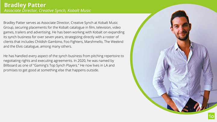 IO Marketplace @ Music Publishers Canada image