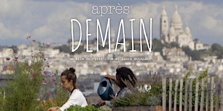 APRÈS DEMAIN movie night tickets