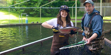 Fisheries & Aquaculture Info Session - Bellingham Technical College tickets
