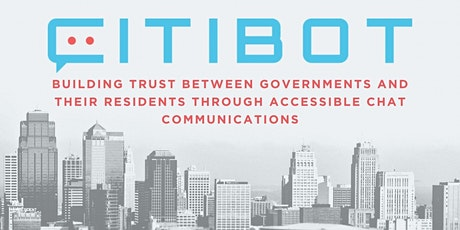 Citibot Demo: Modern Citizen Engagement + Customer Service during COVID-19 tickets