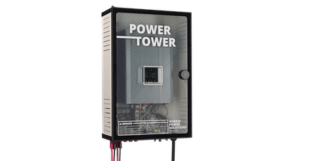 Power Tower Install + Q&A tickets