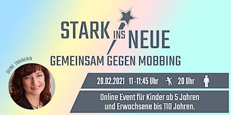 Gemeinsam gegen Mobbing mit Ines Bergholz tickets