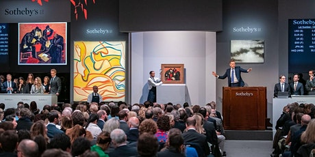 Art at Auction: Curating the Sotheby's Sale tickets