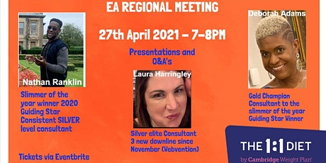 EA RCC REGIONAL MEETING tickets