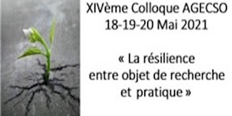 Colloque AgECSO 2021 tickets