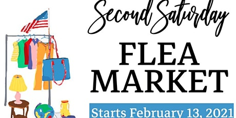 Second Saturday Flea Market tickets