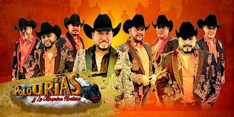 Polo Urias y la Maquina Norteña en Rio Bravo Arlington tickets