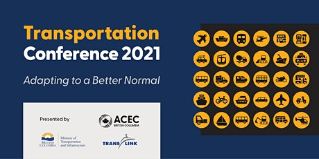 Transportation Conference 2021: Recorded Content Access tickets