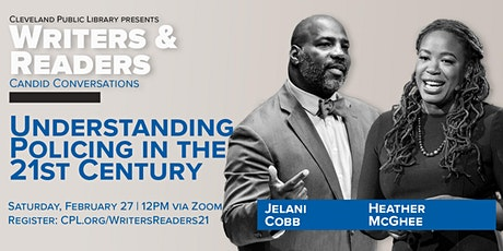 Writers & Readers Presents: Jelani Cobb & Heather McGhee tickets
