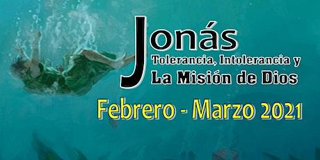 Jonas, Tolerancia, Intolerancia y la Misión de Dios / LATINOAMERICA entradas