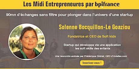 Midi Entrepreneures  #17 billets