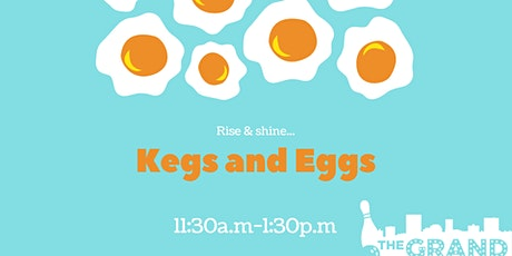 Kegs and Eggs tickets
