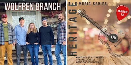 Heritage Music Series tickets