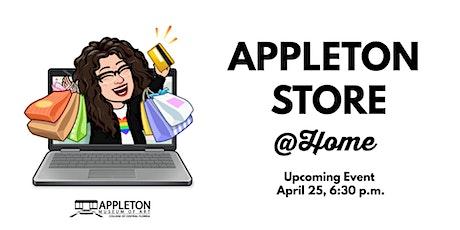 Appleton Store @ Home billets
