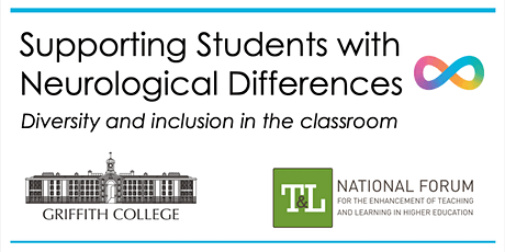 Supporting Students with Neurological Differences tickets