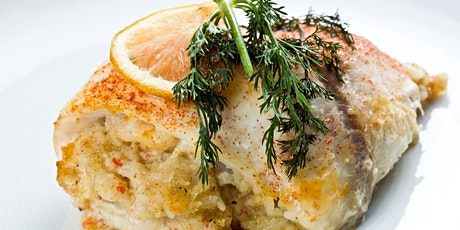 Seafood & Stuffing Cooking Class tickets