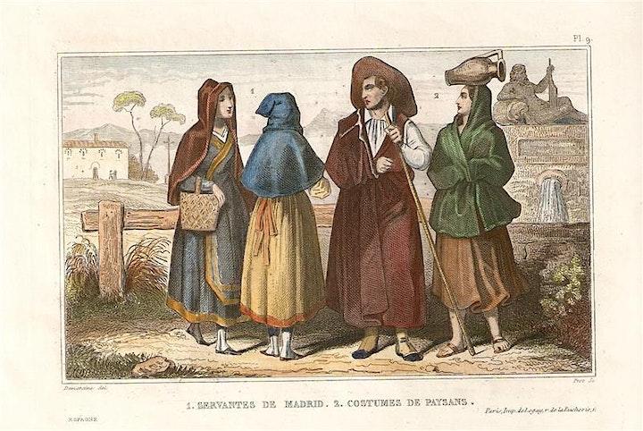 Imagen de Las Trabajadoras Madrileñas - De plaza Mayor a Lavapiés
