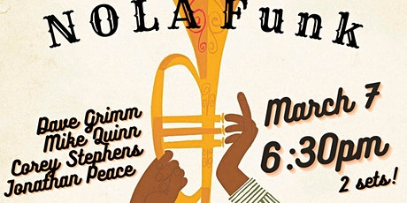 The Funk Revue presents Nola Funk (music of The Meters, Galactic & more) tickets