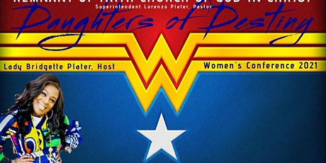 Wonder Woman 21 Women's Conference tickets