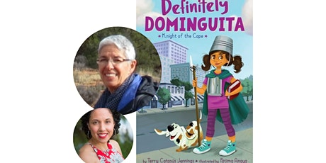 Book launch for Terry Catasús Jennings: DEFINITELY DOMINGUITA Series tickets
