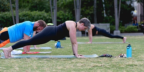 GDPI Wellness: Pilates in the Park tickets