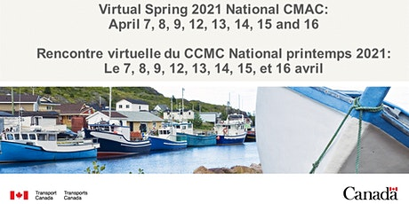 Virtual National CMAC Spring 2021 / CCMC National Virtuel Printemps 2021 tickets