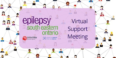 Epilepsy South Eastern Ontario - Virtual Support Meeting  tickets