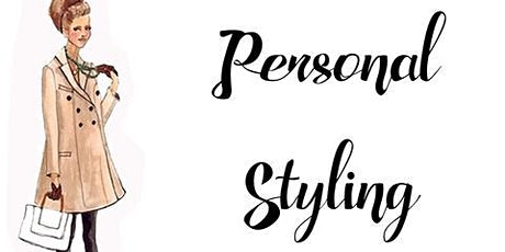 Personal Styling Session tickets