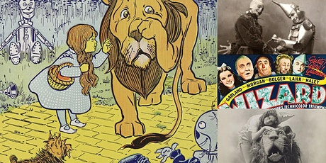 'Off to See the Wizard: The Extraordinary History of Oz' Webinar tickets