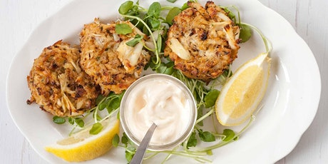 Crab Cake Lunch & Learn tickets