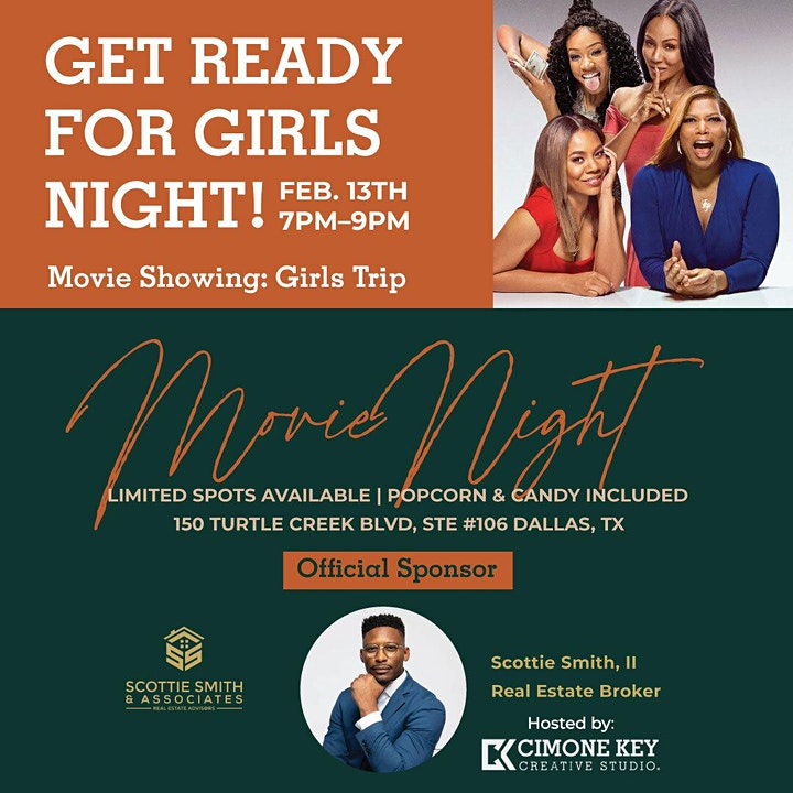 Movie Night--Girls Trip image