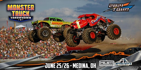 Monster Truck Throwdown - Presented by Mileti Industries tickets