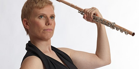 Da Capo Master Class for ages 14 & up with Zara Lawler, flute tickets